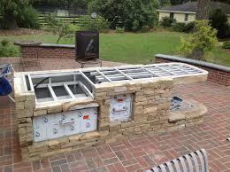kitchen outdoor appliances outdoor kitchen ideas diy white coffee table kitchen sink countertop outdoor grill island