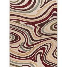 contemporary area rug