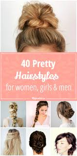 Pretty Girl Hair Style 22 pretty hair styles for women girls & men tip junkie 8829 by wearticles.com