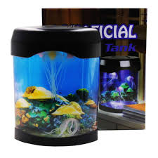 Jellyfish Lava Lampaveki Electric Fish Tank Aquarium Ocean Mood