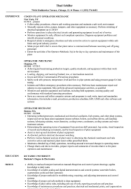 Millwright Resume Sample Cover Letter Cool Industrial Mechanic Millwright Resume Ideas Example Resume 33
