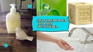 diy savon liquide pour les mains astuce
