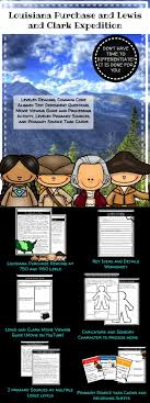 best images about st grade lewis and clark louisiana purchase and lewis and clark unit