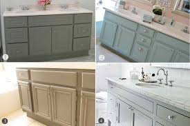 Remarkable Bathroom Cabinets Painting Ideas In House Remodel Ideas - Bathroom cabinet remodel