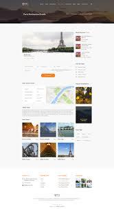 Website Design Binghamton Ny Tamara Travel Agency And Tourism Psd Template Agency