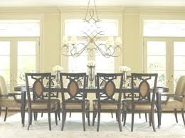 dining room chandelier height stupefy over table stunning inside gallery proper above