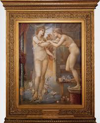 pyg on and the image iii the godhead fires by edward burne pyg on and the image 3 the godhead fires by edward burne jones nude lady painting