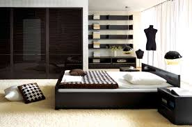 stylish black contemporary bedroom sets for white or gray bedrooms