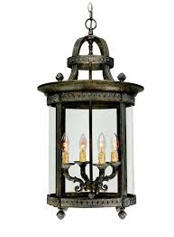world imports 160463 chatham collection 4light hanging interior lantern french bronze ceiling pendant fixtures amazoncom hanging foyer lights l14