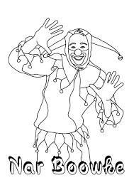 Kleurplaten Van Het Gevolg Stichting Karnaval Steenbergen