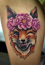 стильные тренды татуировок для девушек корица
