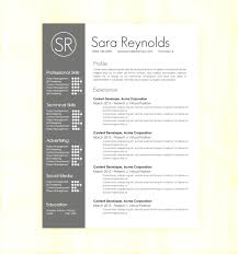 Stylish Resume Templates Word Stylish Resume Format Free Download Modern Templates Word Template 3