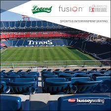 Unh Wildcat Stadium Seating Chart Stadium Seating Literature Hussey Seating Company