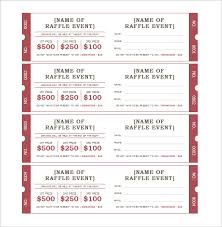 Microsoft Word Ticket Templates Beauteous Ticket Templates 48 Free Word Excel PDF PSD EPS Formats