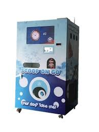 Soft Serve Vending Machine Mesmerizing China 48 New Type Coin Operated The Soft Serve Ice Cream Vending