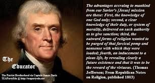 Thomas Jefferson Muslims Quote