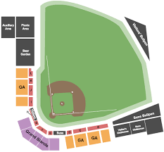 Hagerstown Suns Municipal Stadium Seating Charts For All
