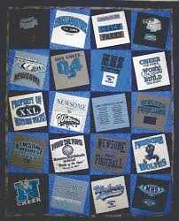 The Stabilizer Series - Sulky Tender Touch - Express Yourself with ... & Blue T shirt Quilt copy Adamdwight.com
