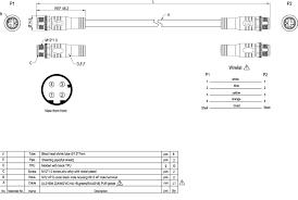 profinet 0 5 15m m12 4 pin d code pur binar elektronik ab more info
