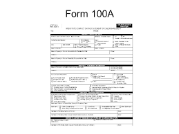 icpc form 100a overview of icpc process what the guardian ad litem needs to know h