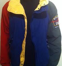 nautica leather jacket