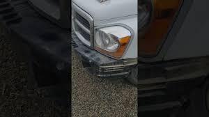 2012 Dodge Durango Fog Light Bulb Replacement Dodge Durango Fog Lamp Assembly Replacement Youtube