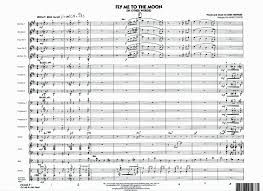 Fly Me To The Moon Jazz Ensemble Big Band Jazz
