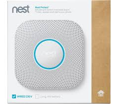 nest protect wired. Modren Nest NEST Protect 2nd Generation Smoke And Carbon Monoxide Alarm  Hard Wired In Nest S