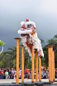 Barongsai berasal dari kata barong dan sai, barong adalah kata dalam bahasa indonesia, sedangkan sai adalah bahasa tiongkok dialek hokkian yang berarti singa. Sejarah Singkat Barongsai Di Indonesia Masuk Pada Abad Ke 17 Okezone Lifestyle