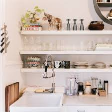 How To Make Floating Shelves With Lights 5 Ways To Build Diy Floating Shelves Apartment Therapy
