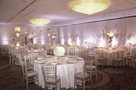 Crystal Light Banquets Chicago Wedding Setup At Doubletree By Hilton Magnificent Mile