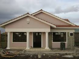 Small Picture Three bedroom house designs in kenya House design