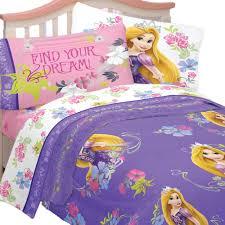 Disney Tangled Twin Bedding Set Rapunzel Princess Style .