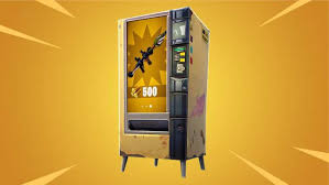 Best Places To Put A Vending Machine Cool Where To Find Vending Machines In Fortnite Battle Royale Attack