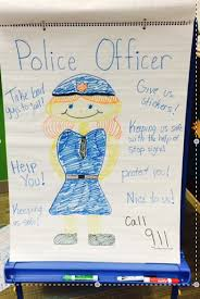 Our Community Helpers Chart Commiunity Helpers Lessons Tes Teach