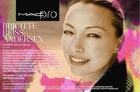 makeup artist bio brigitte reiss andersen biography exles