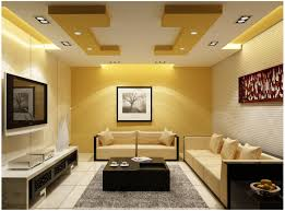Yellow Decor For Living Room Decorating Walls In Small Living Room Interior Design Ideas For