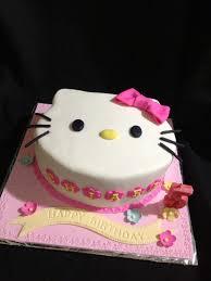 Hello Kitty Head Cake Mamayo