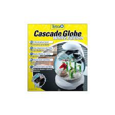 <b>Аквариум Tetra Cascade</b> Globe 6.8l круглый аквариум диаметр ...