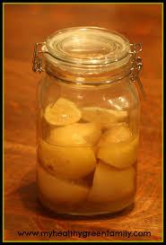 lemon infused vinegar