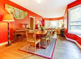 Each shade of red color has a different impact on the ambience of the room. 50 Red Dining Room Ideas Photos Home Stratosphere