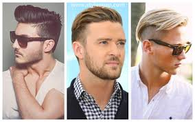 sideswept men best hairstyles latest trends of hair styling haircuts 2017 2017