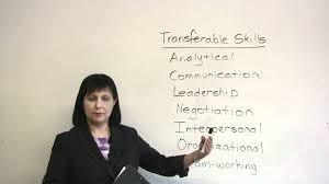 how to a new job transferable job skills