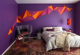 purple wall decor for bedrooms paint design for bedrooms of worthy crazy wall paint design in purple wall decor