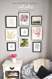 gallery home ideas furniture. create a gallery wall with minted home ideas furniture