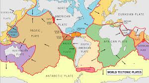 tectonic plates movement  stones  pinterest  plate tectonics