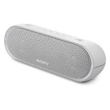 sony wireless speakers. sony portable wireless bluetooth speaker - white (srs-xb20) speakers c