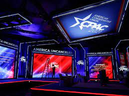 CPAC Stage Design Firm Had 'No Idea' It ...