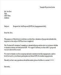 Bid Proposal Letter Bid Letter Template Rome Fontanacountryinn Com