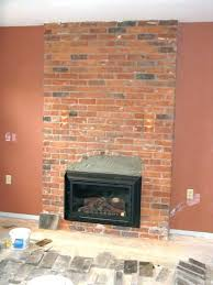 refacing a brick fireplace with stone veneer refacing a brick fireplace with stone veneer fireplace stone veneer over brick refacing brick fireplace stone